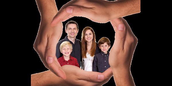 protezione della famiglia